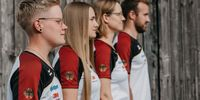 Foto: DSB / Am 27. Juli im Einzel gefordert: Das deutsche Bogen-Quartett.