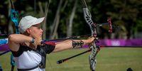 Foto: Dean Alberga / Beste Deutsche: Michelle Kroppen überzeugte mit Platz elf in der Qualifikation.